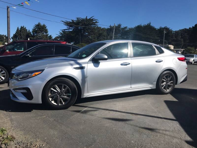 2019 Kia Optima for sale at HARE CREEK AUTOMOTIVE in Fort Bragg CA