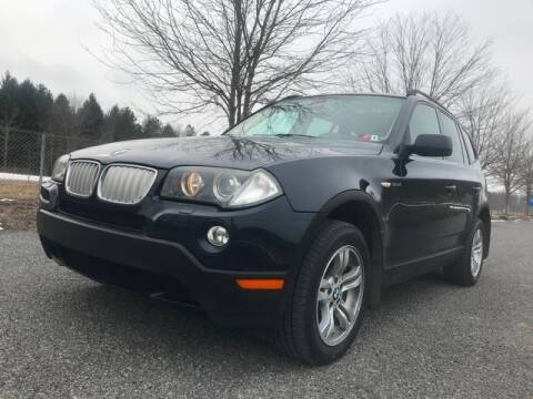 2007 BMW X3 for sale at GOOD USED CARS INC in Ravenna OH