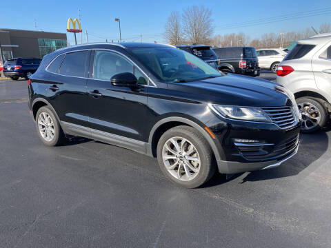 2017 Lincoln MKC for sale at McCully's Automotive - Trucks & SUV's in Benton KY