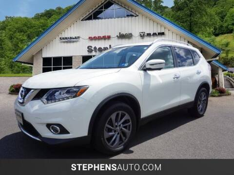 2016 Nissan Rogue for sale at Stephens Auto Center of Beckley in Beckley WV