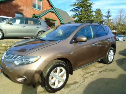2009 Nissan Murano for sale at Carsmart in Seattle WA