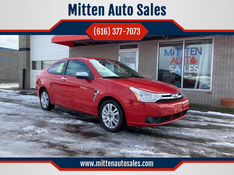 2008 Ford Focus for sale at Mitten Auto Sales in Holland MI