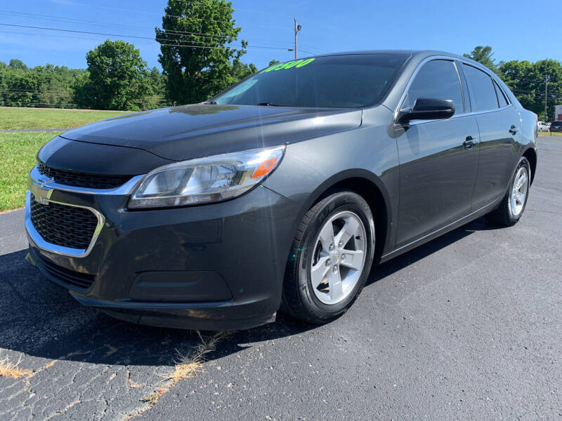 2016 Chevrolet Malibu Limited for sale at Gary Sears Motors in Somerset KY