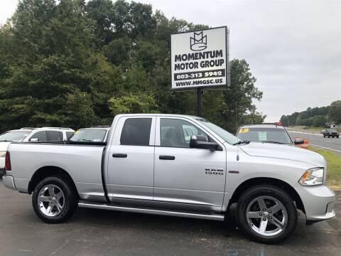 2013 RAM Ram Pickup 1500 for sale at Momentum Motor Group in Lancaster SC