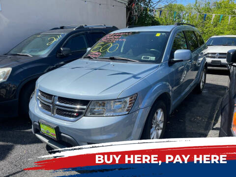 2013 Dodge Journey for sale at BUY RITE AUTO MALL LLC in Garfield NJ