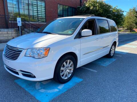 2015 Chrysler Town and Country for sale at Auto Wholesalers Of Rockville in Rockville MD