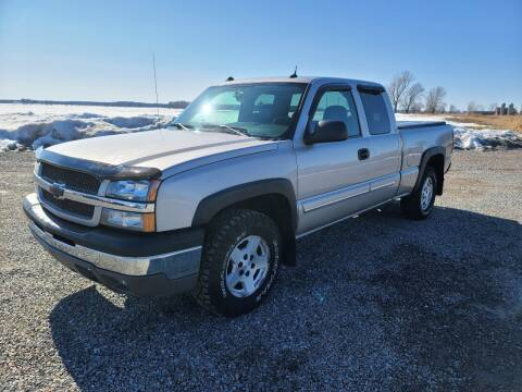 2004 Chevrolet Silverado 1500 for sale at Shinkles Auto Sales & Garage in Spencer WI