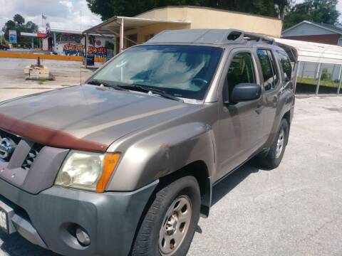 2006 Nissan Xterra for sale at U-Safe Auto Sales in Deland FL