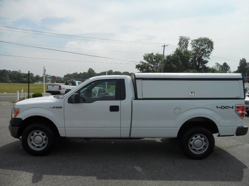 2012 Ford F-150 for sale at All Cars and Trucks in Buena NJ