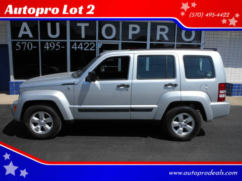 2011 Jeep Liberty for sale at Autopro Lot 2 in Sunbury PA