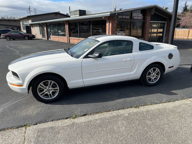 2008 Ford Mustang for sale at Westside Motors in Mount Vernon WA
