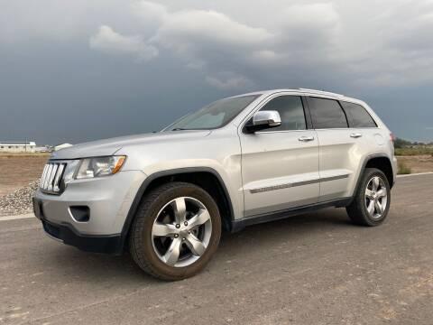 2011 Jeep Grand Cherokee for sale at Motor Jungle in Preston ID