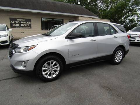 2018 Chevrolet Equinox for sale at 2010 Auto Sales in Troy NY
