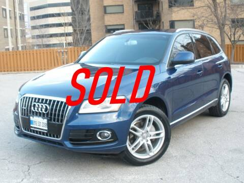 2013 Audi Q5 for sale at Autobahn Motors USA in Kansas City MO