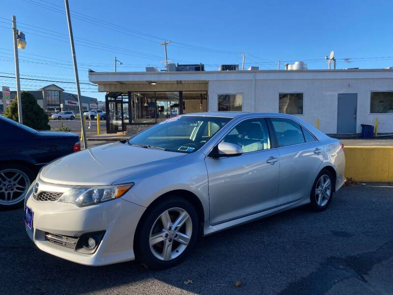 2013 Toyota Camry for sale at Autobahn Motor Group in Willow Grove PA