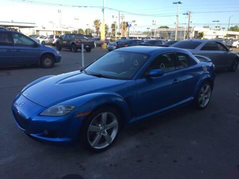 2005 Mazda RX-8 for sale at Safi Auto in Sacramento CA