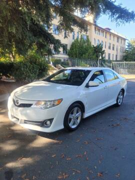 2013 Toyota Camry for sale at RICKIES AUTO, LLC. in Portland OR