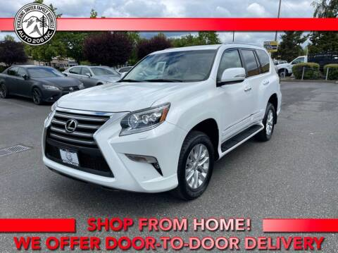 2018 Lexus GX 460 for sale at Auto 206, Inc. in Kent WA