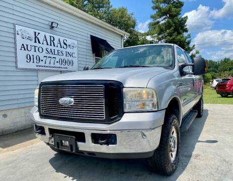 2006 Ford F-250 Super Duty for sale at Karas Auto Sales Inc. in Sanford NC