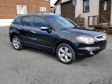 2007 Acura RDX for sale at Centre City Imports Inc in Reading PA