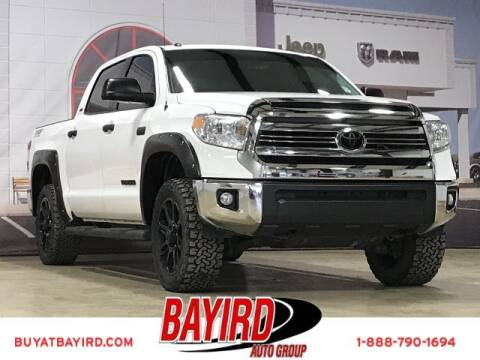 2017 Toyota Tundra for sale at Bayird Truck Center in Paragould AR