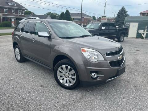 2010 Chevrolet Equinox for sale at Integrity Auto Sales in Brownsburg IN