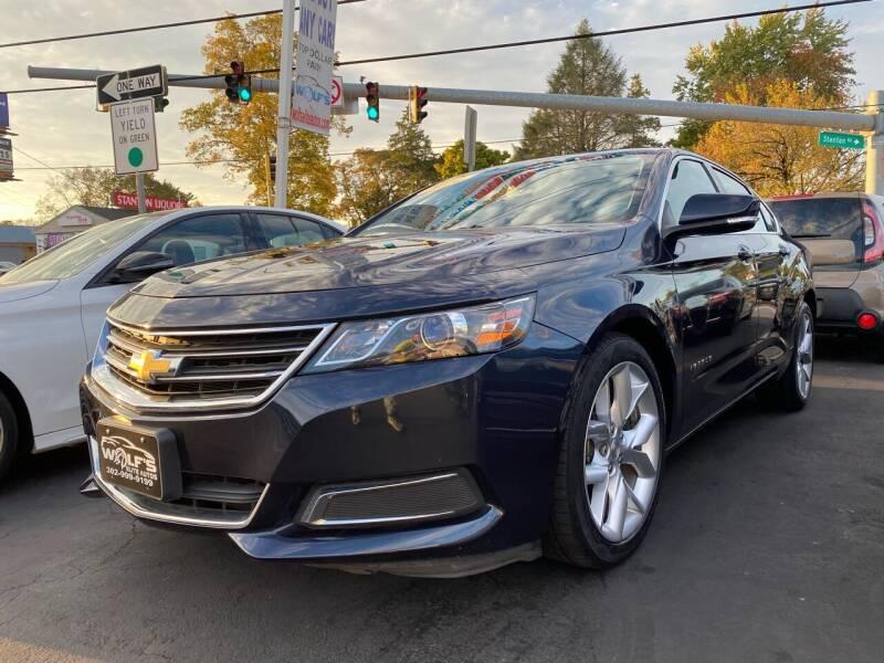2014 Chevrolet Impala for sale at WOLF'S ELITE AUTOS in Wilmington DE