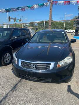 2008 Honda Accord for sale at E-Z Pay Used Cars in McAlester OK