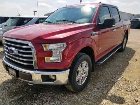 2015 Ford F-150 for sale at Frontier Motors Automotive, Inc. in Winner SD