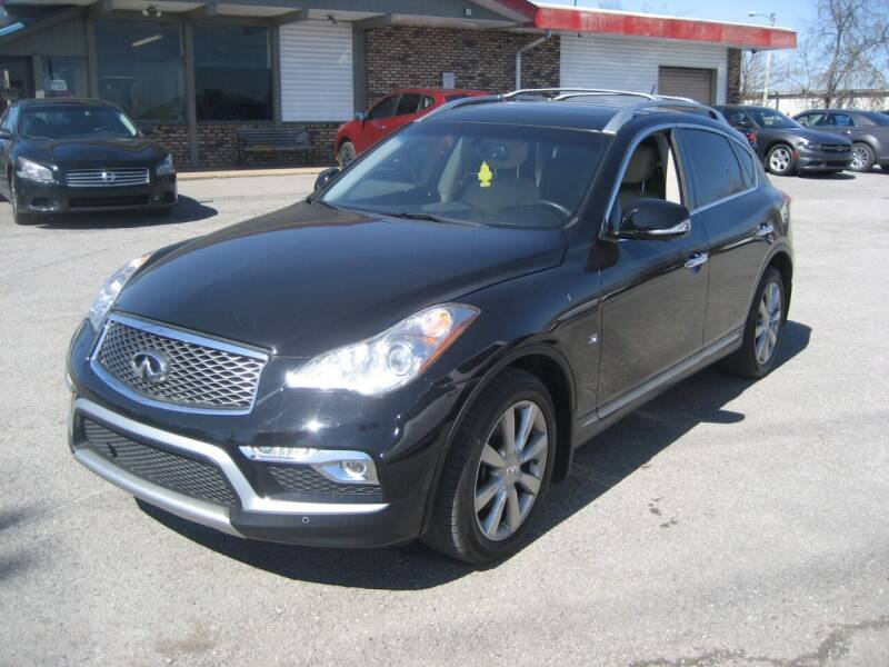 2016 Infiniti QX50 for sale at Import Auto Connection in Nashville TN