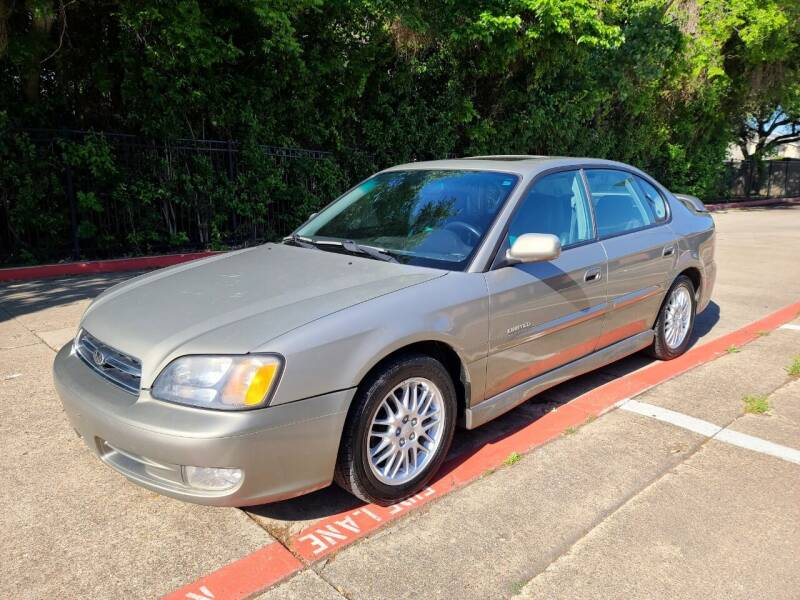 2001 Subaru Legacy for sale at DFW Autohaus in Dallas TX