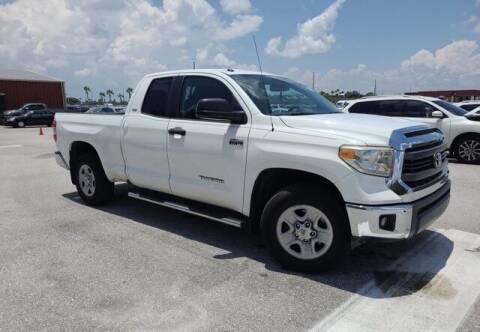 2015 Toyota Tundra for sale at Brandon Mitsubishi in Tampa FL