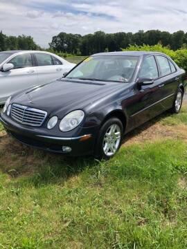 2003 Mercedes-Benz E-Class for sale at Postorino Auto Sales in Dayton NJ