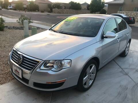 2008 Volkswagen Passat for sale at Senor Coche Auto Sales in Las Cruces NM