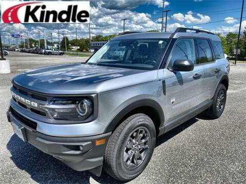 2021 Ford Bronco Sport for sale at Kindle Auto Plaza in Middle Township NJ