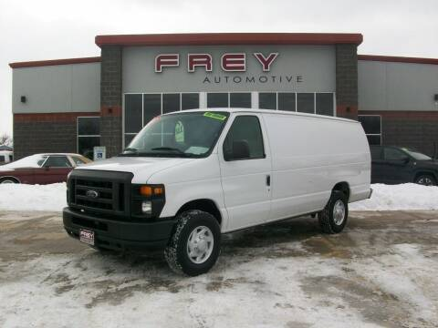 2011 Ford E-Series Cargo for sale at Frey Automotive in Muskego WI