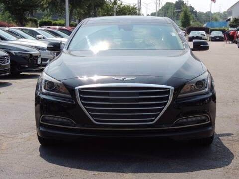 2017 Genesis G80 for sale at Auto Finance of Raleigh in Raleigh NC