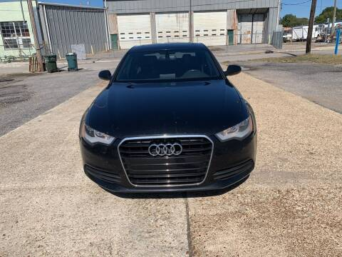 2012 Audi A6 for sale at Memphis Auto Sales in Memphis TN