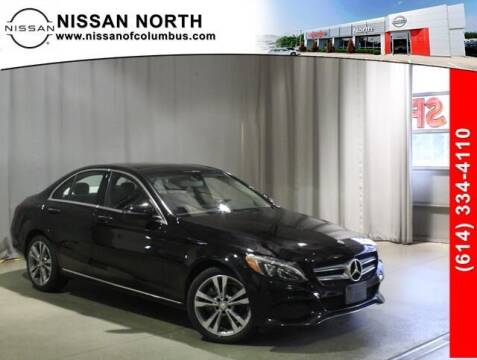 2016 Mercedes-Benz C-Class for sale at Auto Center of Columbus in Columbus OH