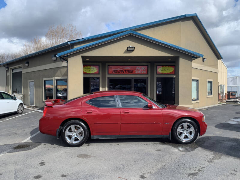 2007 Dodge Charger for sale at Advantage Auto Sales in Garden City ID