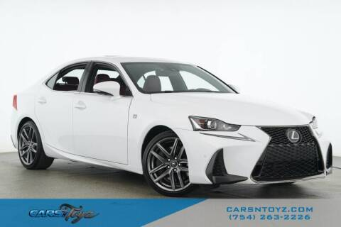 2018 Lexus IS 350 for sale at JumboAutoGroup.com - Carsntoyz.com in Hollywood FL