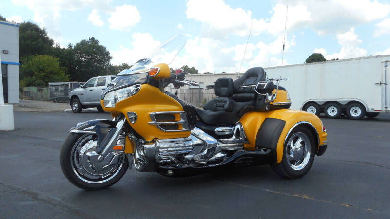 2002 Honda Goldwing for sale at Classic Connections in Greenville NC