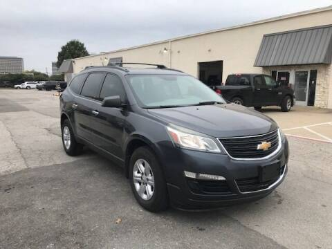 2014 Chevrolet Traverse for sale at Reliable Auto Sales in Plano TX