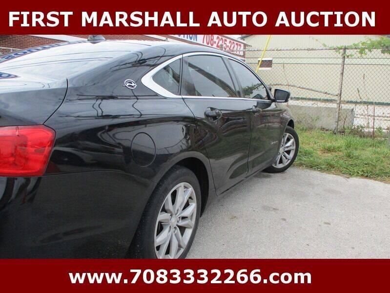 2014 Chevrolet Impala LT 4dr Sedan w/1LT - Harvey IL