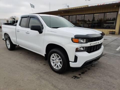 2019 Chevrolet Silverado 1500 for sale at California Motors in Lodi CA