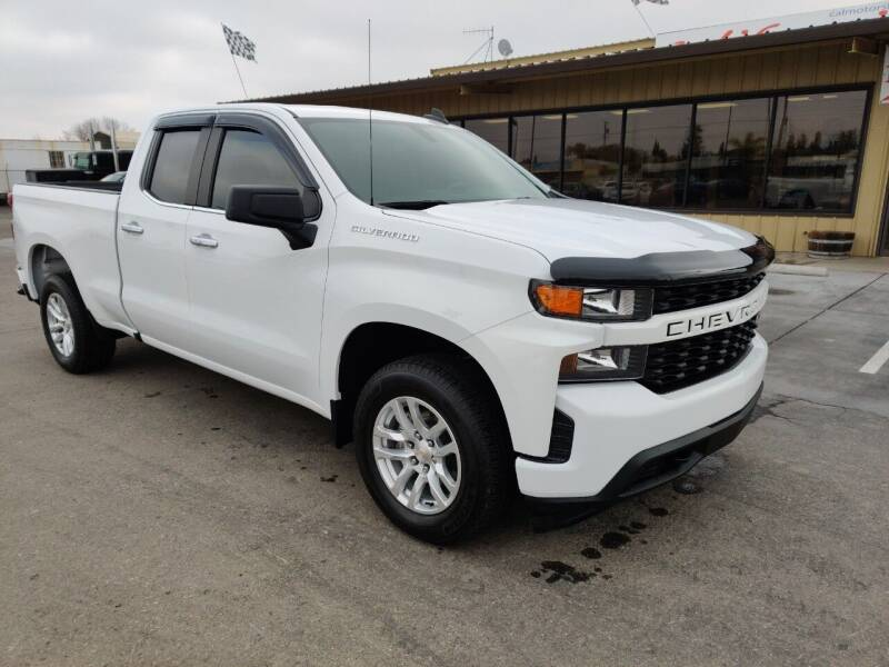 2019 Chevrolet Silverado 1500 for sale at California Motors in Lodi CA