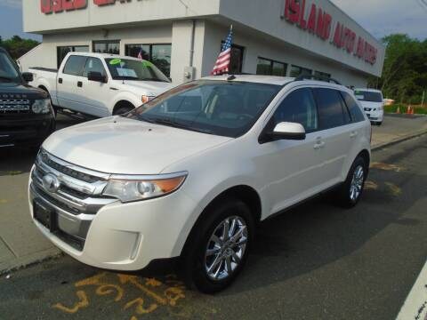 2013 Ford Edge for sale at Island Auto Buyers in West Babylon NY