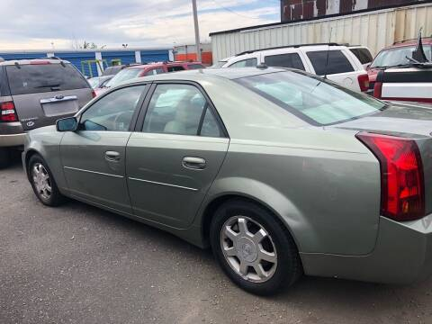 2004 Cadillac CTS for sale at Debo Bros Auto Sales in Philadelphia PA