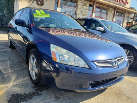 2005 Honda Accord for sale at USA Auto Brokers in Houston TX