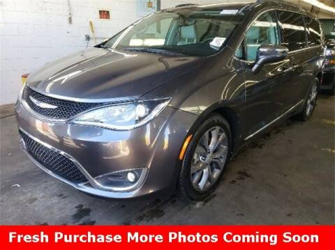 2018 Chrysler Pacifica for sale at Nyhus Family Sales in Perham MN